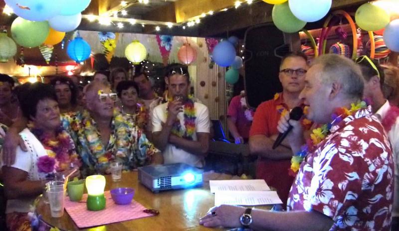25 jaar getrouwd feest