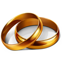 jaar getrouwd en huwelijk