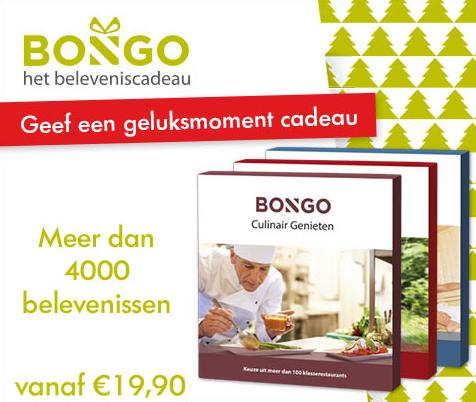 bongo getrouwd cadeau