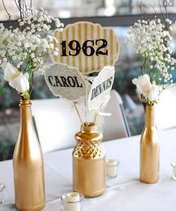 versieringen voor 50 jarig huwelijk 50 Jaar Getrouwd Decoratie   ARCHIDEV versieringen voor 50 jarig huwelijk