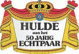 50 jaar getrouwd - gouden huwelijksjubileum vieren!