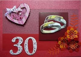 30 jaar getrouwd