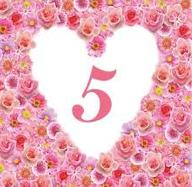 5 jaar getrouwd uitnodiging