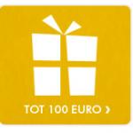 25 jaar getrouwd cadeau tot 100 euro
