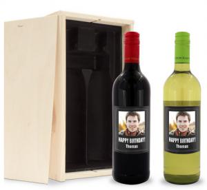 10 jaar getrouwd cadeau wijn