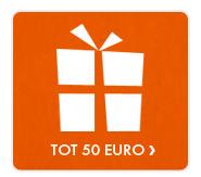 50 jaar getrouwd cadeau tot 50 euro