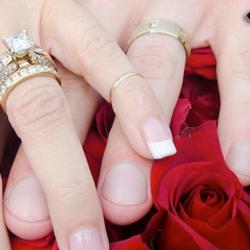 25 jaar getrouwd - een jubileum dat op verschillend wordt gevierd