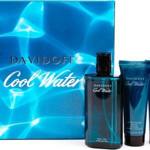 Davidoff Coolwater Homme - 3 delig - Geschenkset