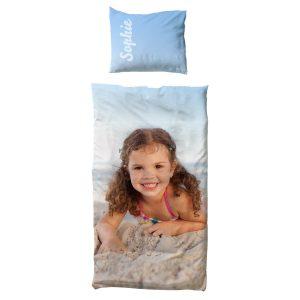 Dekbed met kussen - 100x150cm - Polyester