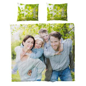 Dekbed met kussen - 240x220cm - Polyester