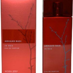 Armand Basi In Red - 100 ml - Eau de parfum