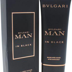 Bulgari Man in Black - 100 ml - Aftershavebalsem