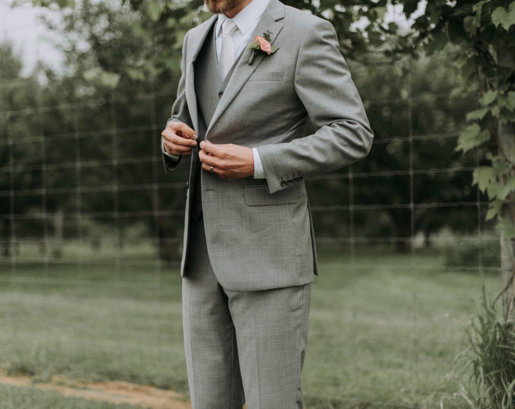maatpak trouwen
